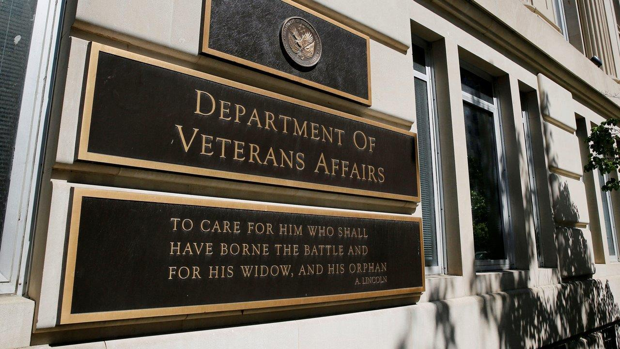 Secretary of Veterans Affairs David Shulkin on plans for an electronic health records system as part of efforts to reform the VA and improve veterans' health care.