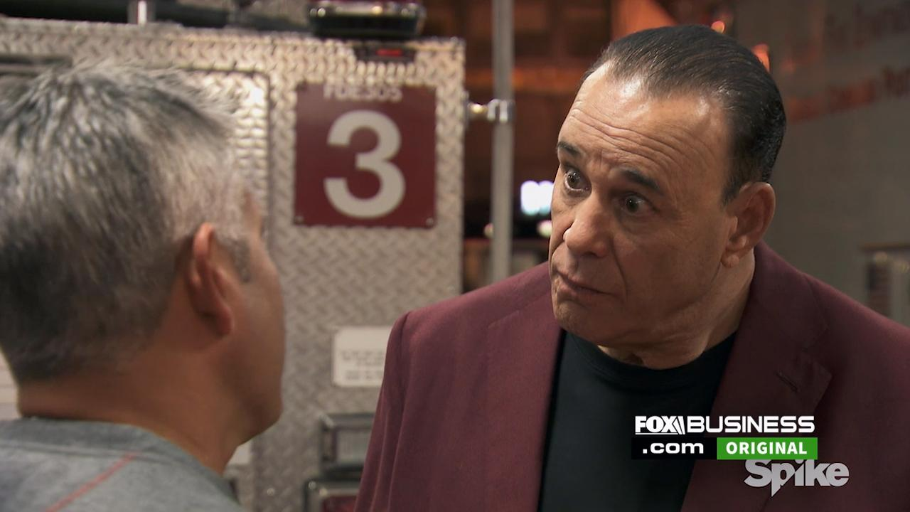"'Bar Rescue' host Jon Taffer says while he's a big advocate of helping small businesses, he's ""not so sure"" he would open one up today."