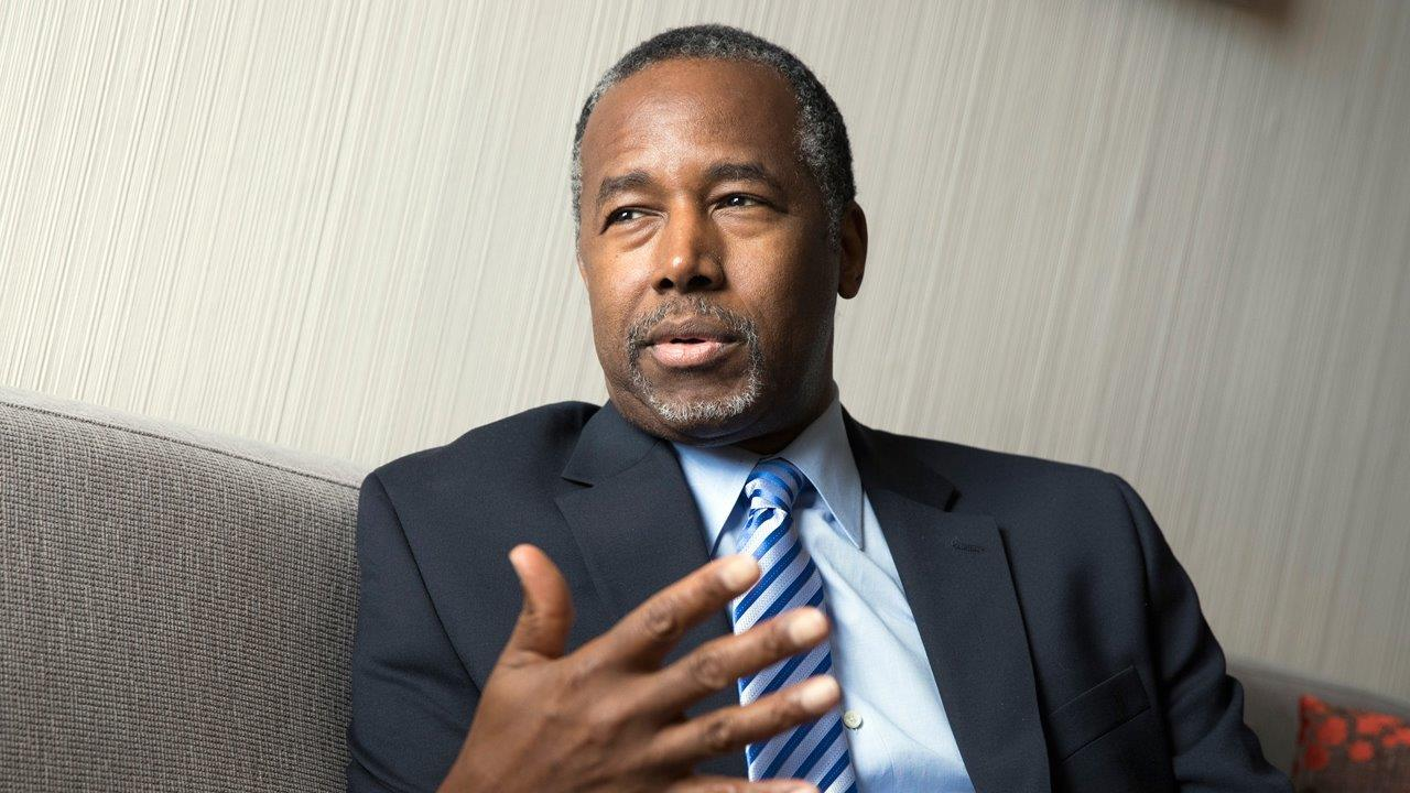 HUD Secretary Dr. Ben Carson on the proposed cuts to HUD and efforts to help boost home ownership in America.