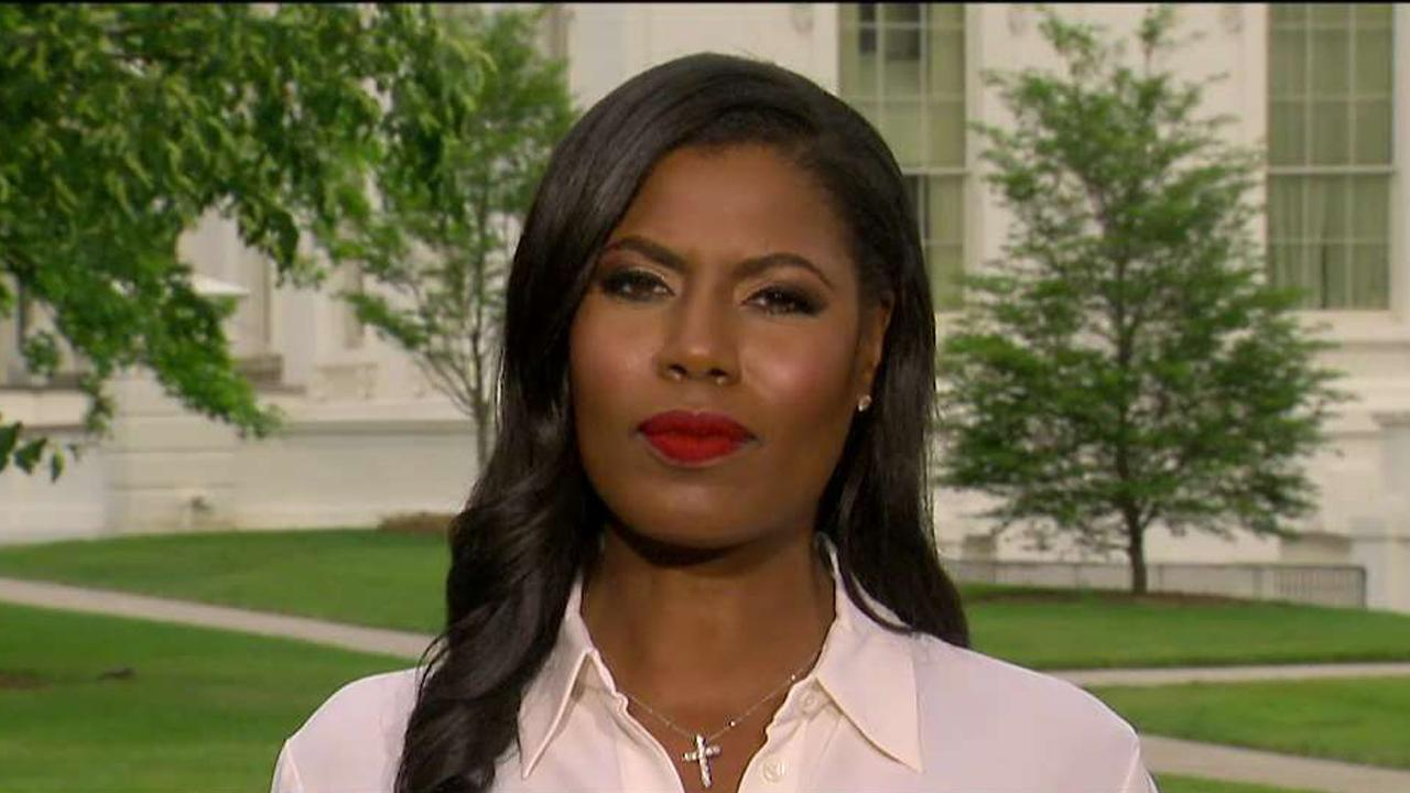 Office of Public Liaison Communications Director Omarosa Manigault on the Congressional Black Caucus refusing to meet with President Trump.