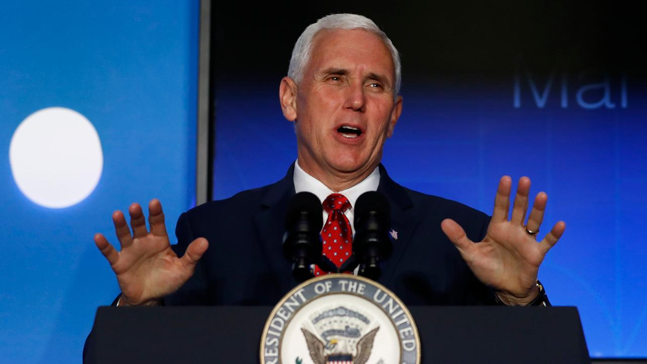 Vice President Mike Pence on the importance of manufacturing in the U.S.