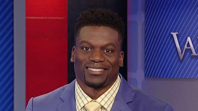 Baltimore Ravens tight end Ben Watson gives advice to parents.