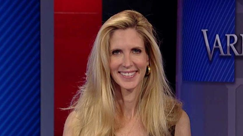 'In Trump We Trust' author Ann Coulter on President Trump's travel ban and Kathy Griffin fallout.