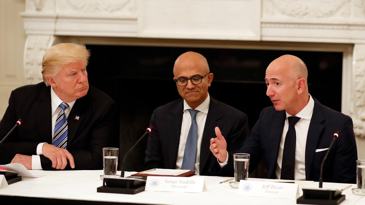 Center for Digital Government senior fellow Morgan Wright on the tech CEOs meeting with President Trump and America's aging cybersecurity infrastructure.