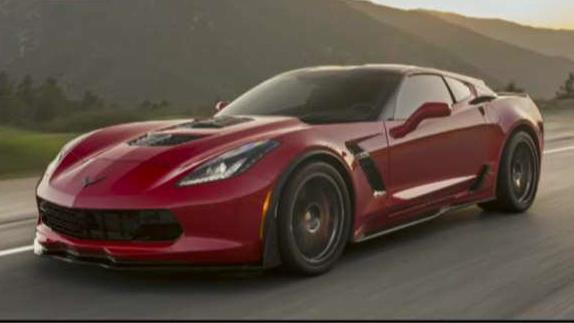 Callaway Cars CEO Reeves Callaway on two custom Corvettes the company produced.