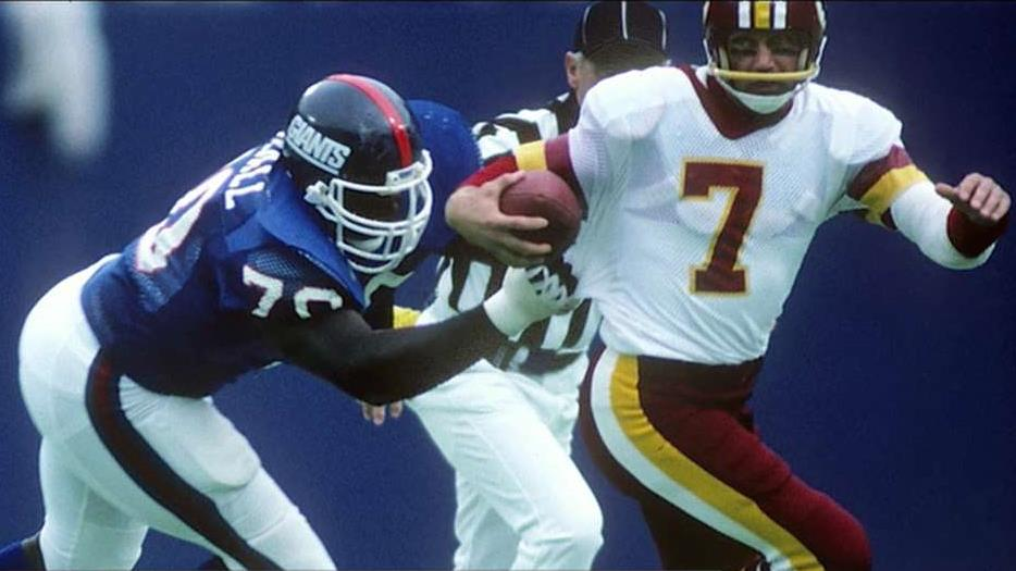 Two-time Super Bowl champion Leonard Marshall explains why he has pledged to donate his brain in the interest of researching concussions.