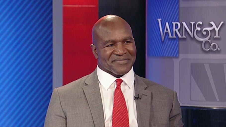 Evander Holyfield, four-time heavyweight champion, on the state of boxing, the rise of MMA and his licensing deal with Icon and his boxing career.