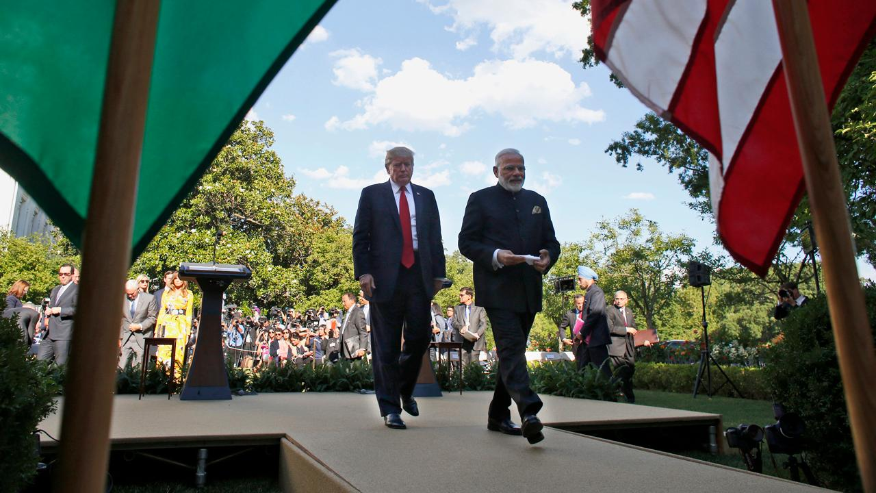 Indian Prime Minister Narendra Modi on the relationship between India and the U.S.