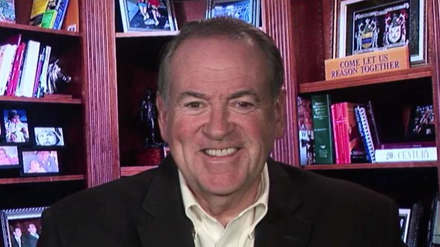 2016 Presidential candidate Fmr. Gov. Mike Huckabee on potential mistakes facing the GOP Senate health reform bill.