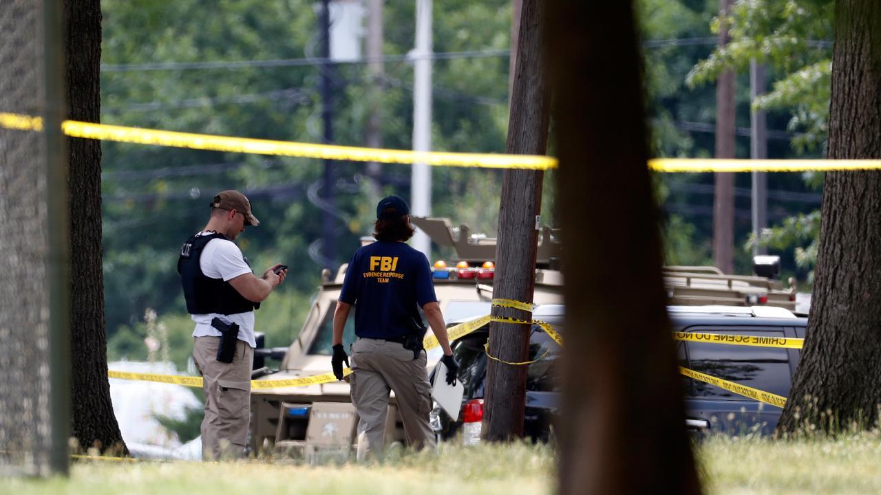 FBN's Adam Shapiro reports on the latest developments surrounding the Alexandria, VA shooting.