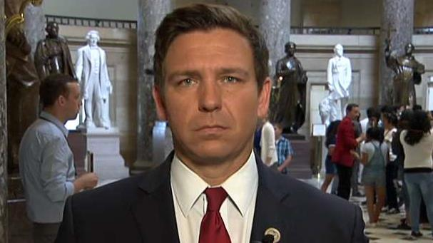 House Judiciary Committee Member Rep. Ron DeSantis (R-Fla.) confirms that the man who approached his car fits the description of James Hodgkinson.