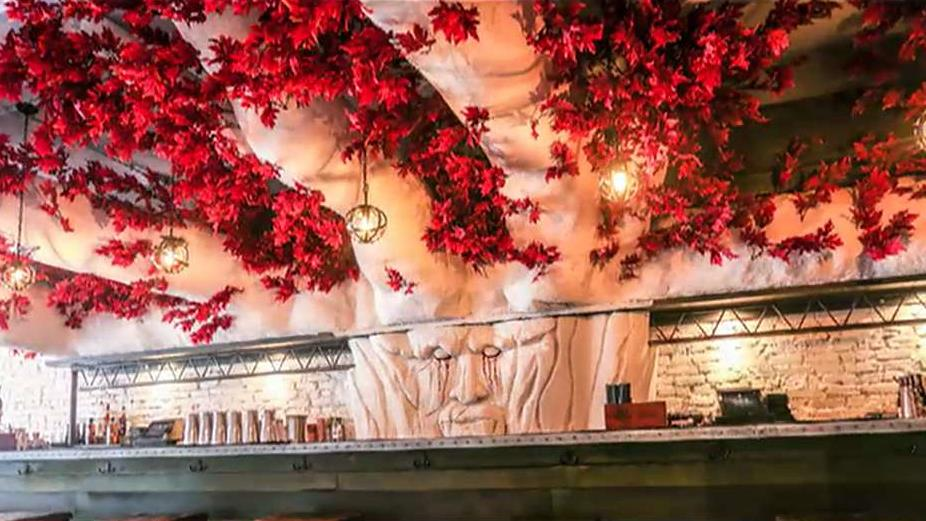 Drink Company CEO Angie Fetherston on the new 'Game of Thrones' themed pop-up bar in Washington, D.C.