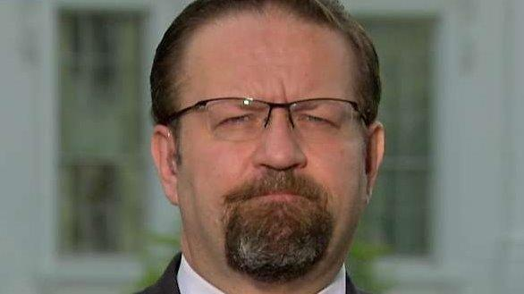 Sebastian Gorka, Deputy Assistant to President Trump, on Trump's travel order and immigration laws.