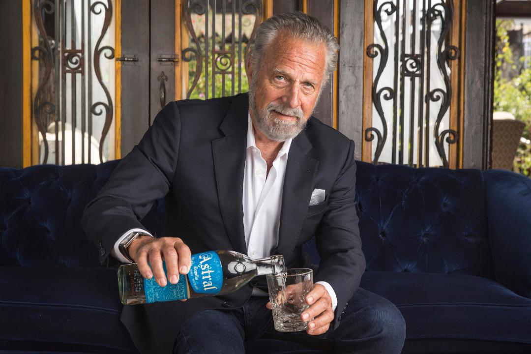 Jonathan Goldsmith, who played the role of 'The Most Interesting Man in the World', discusses the content of his new tell-all book.