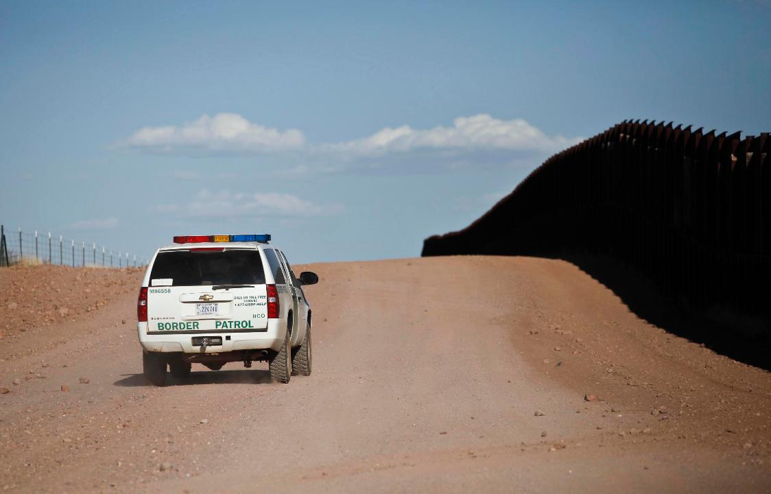 National Border Patrol Council President Brandon Judd says there has been a dramatic decline in the number of arrests at the border thanks to President Trump.