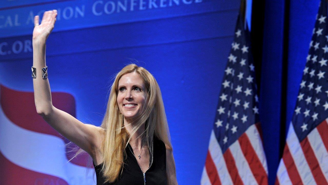 FBN's Cheryl Casone on Delta's response to Ann Coulter's criticisms on Twitter.