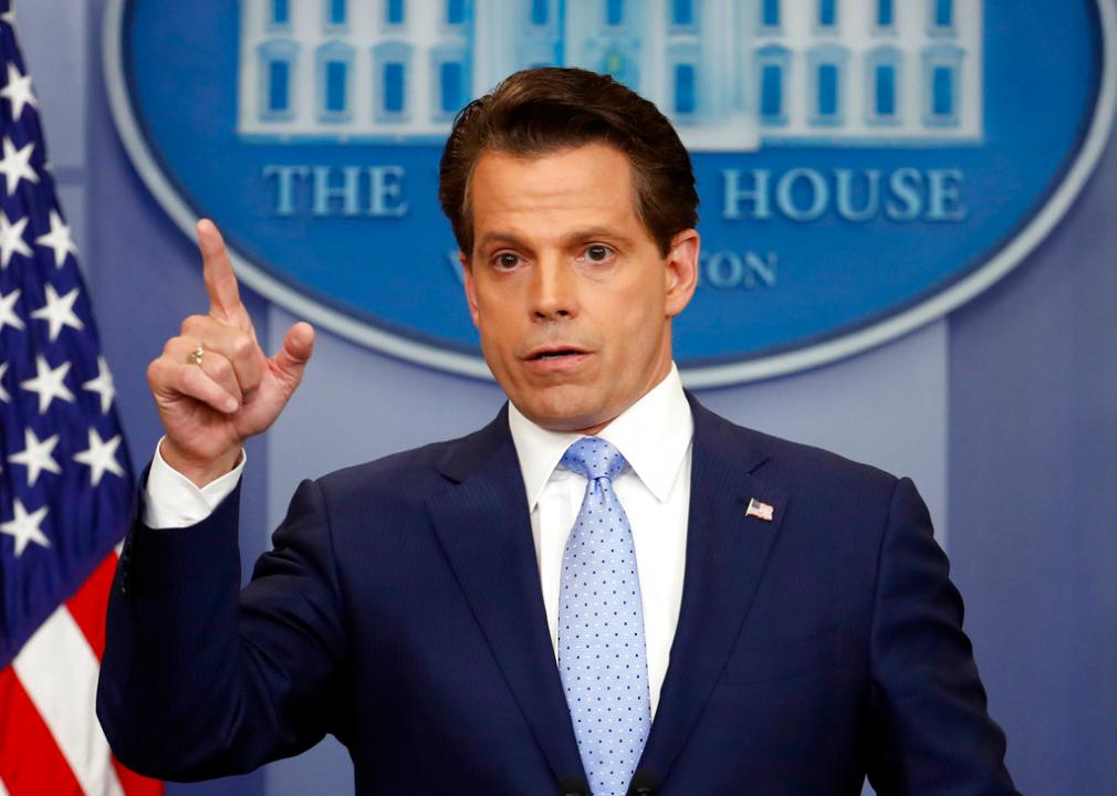 Newly appointed White House Communications Director Anthony Scaramucci states that he does not have bad blood with Sean Spicer.