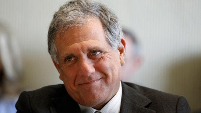 CBS's CEO Les Moonves tells FOX Business the media company has no plans to acquire companies.
