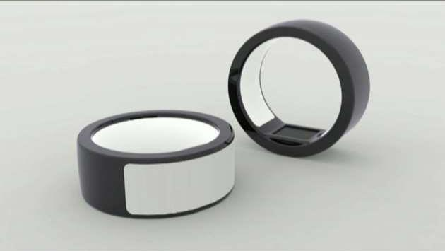 Token CEO Melanie Shapiro and Token CTO Steve Shapiro on the company's new smart ring.