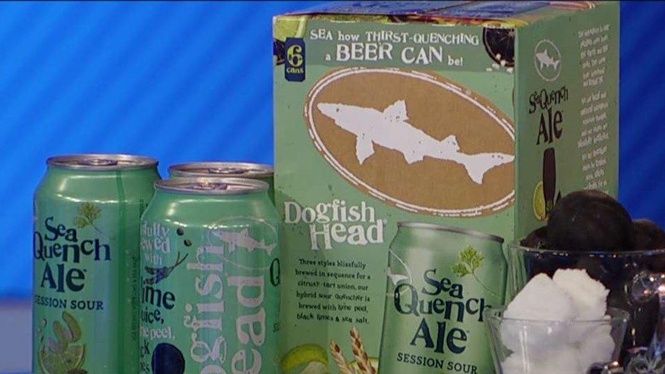 Dogfish Head Craft Brewery President Sam Calagione on creating beer that quenches thirst.
