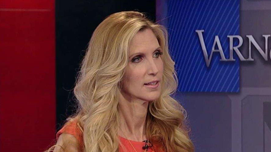 'In Trump We Trust' author Ann Coulter on Senate health reform and the media coverage of the G20 Summit.