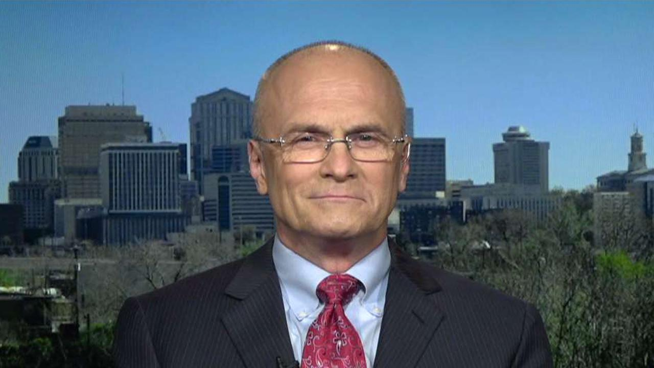 Andy Puzder, former CKE Restaurants CEO, on President Trump's 'Made in America' week and making domestic manufacturing more attractive.