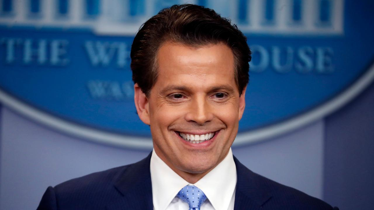 FBN's Charlie Gasparino on reports that White House Communications Director Anthony Scaramucci is being removed from his post.