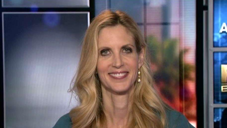 'In Trump We Trust' author Ann Coulter on her meeting with the president, taxing the rich and the transgender military ban.