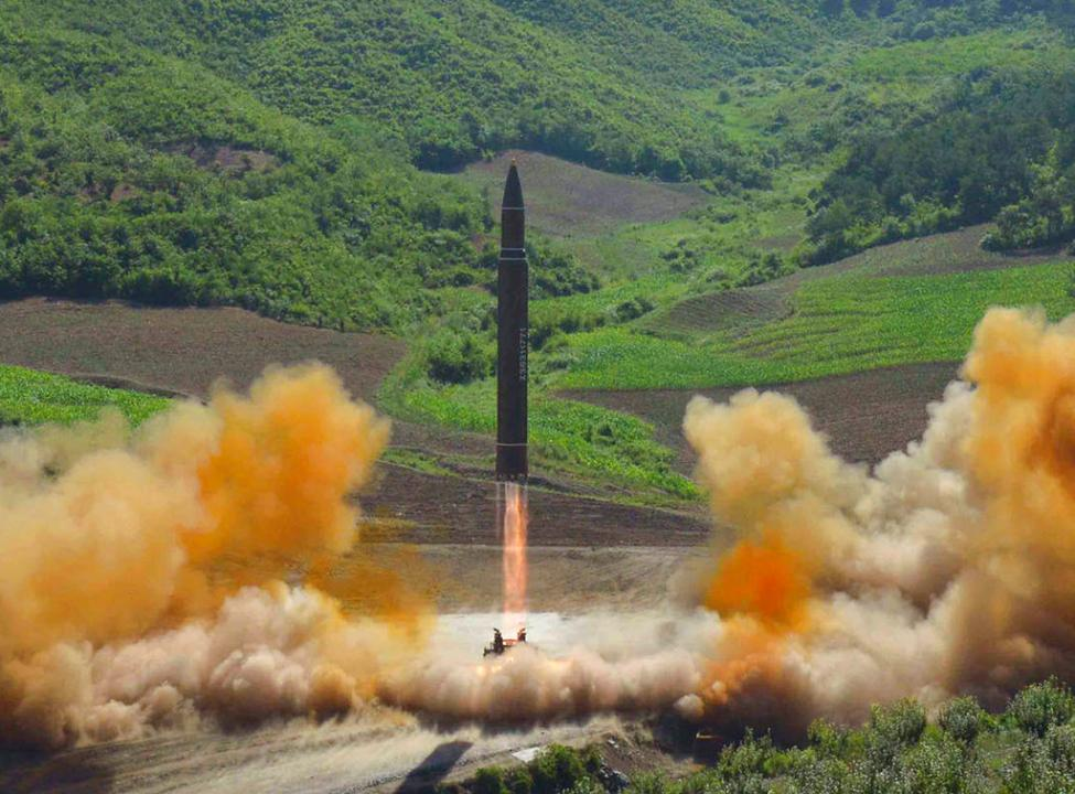 Sen. Luther Strange (R.-Ala.) on North Korea's nuclear threat, and managing the US welfare system.