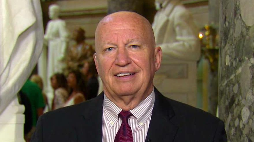 House Ways & Means Committee Chairman Rep. Kevin Brady (R-Texas) weighs in on the latest developments surrounding the GOP tax reform plan.