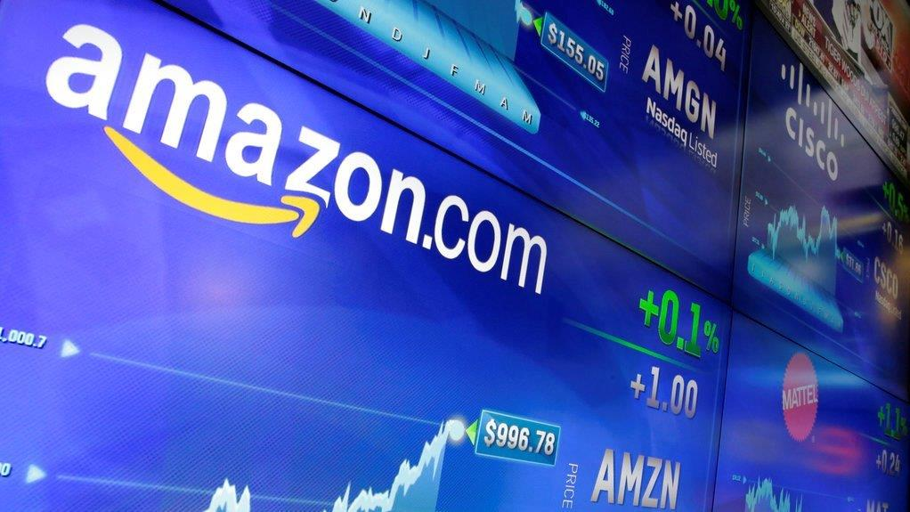 Strategic Resource Group managing director Burt Flickinger discusses his outlook for Amazon.