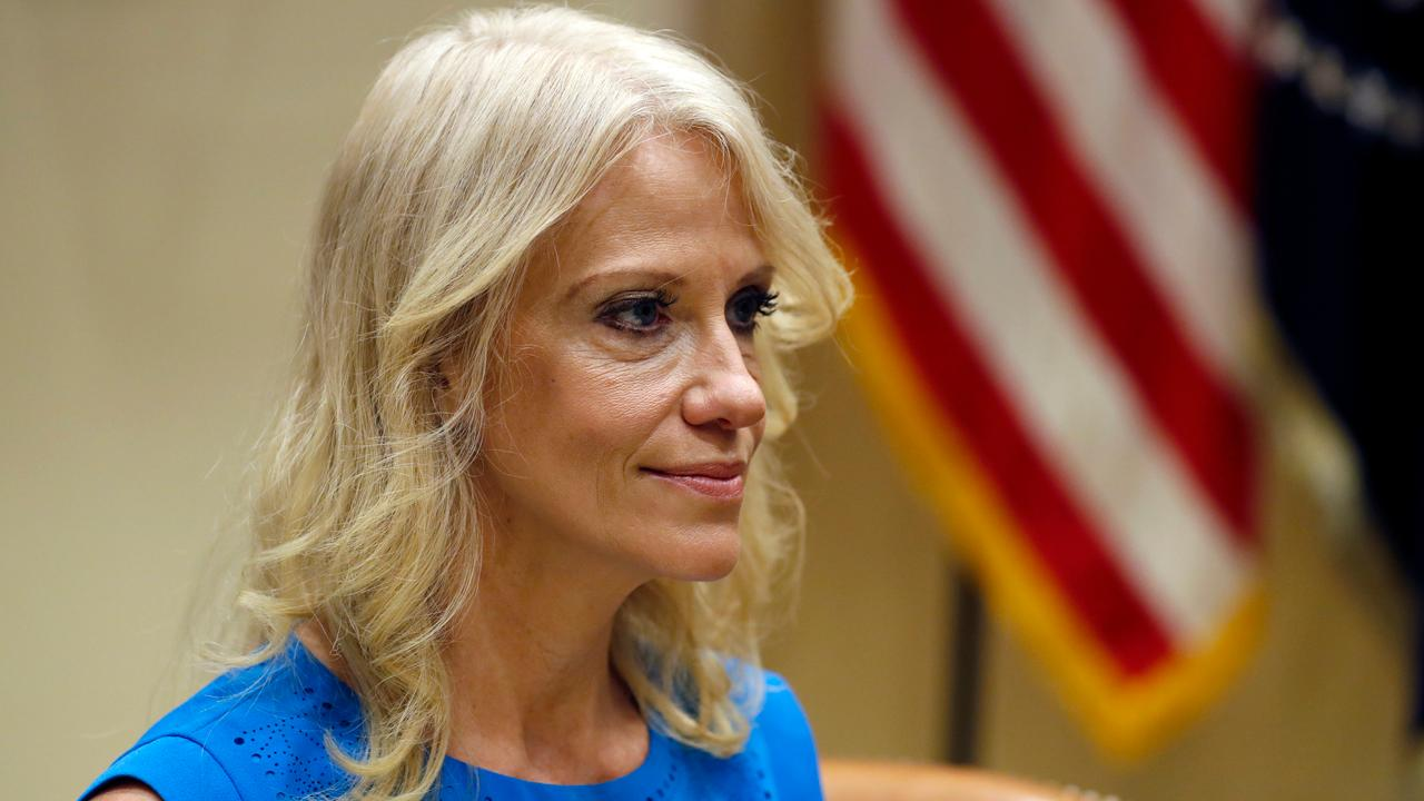 Kellyanne Conway, counselor to President Trump, on Republican efforts to reform health care.