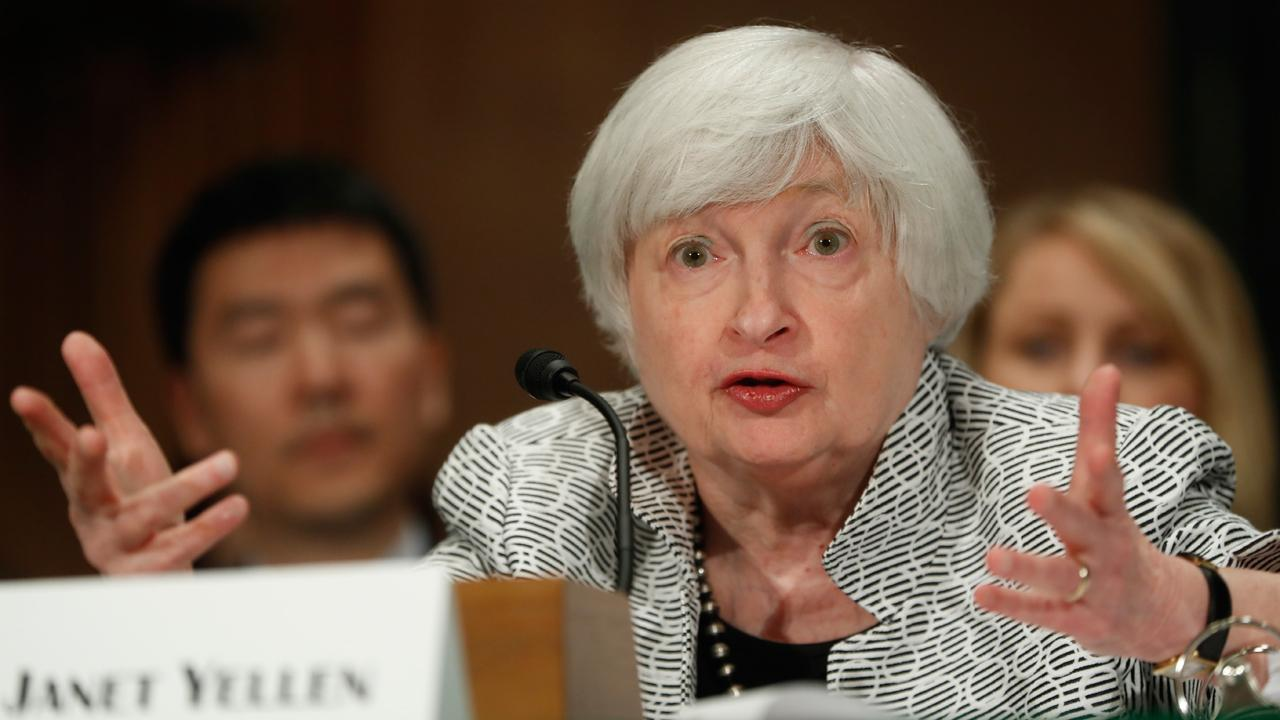 Federal Reserve Chair, Janet Yellen testified before congress that it will be
