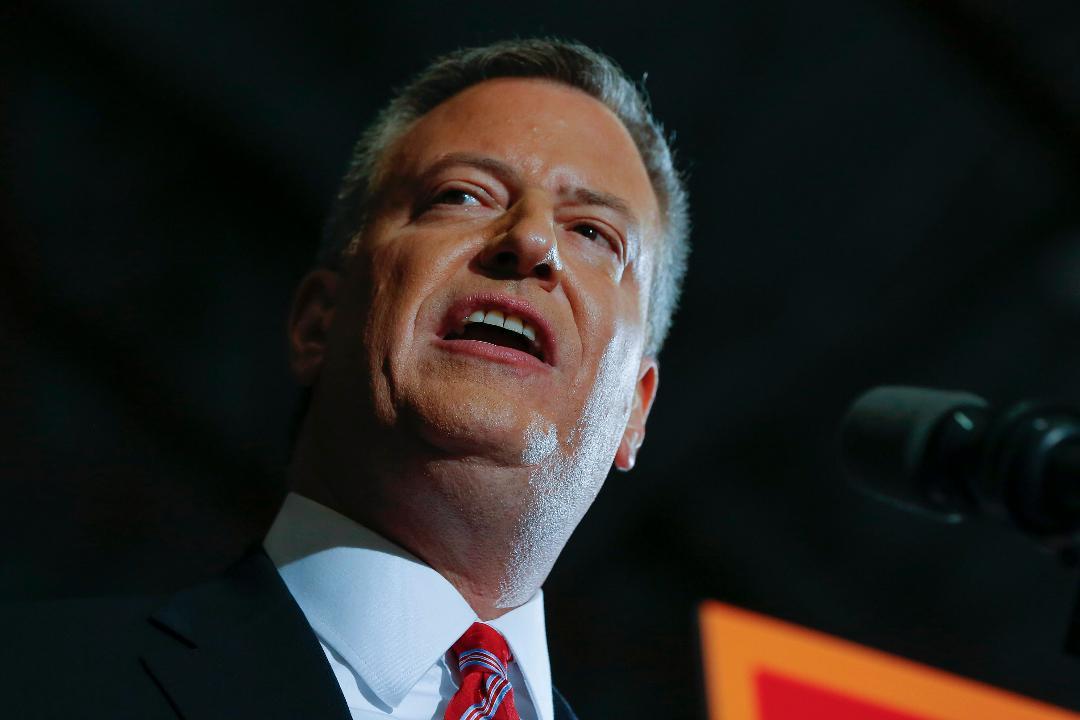 NYC Republican mayoral candidate Nicole Malliotakis on Bill de Blasio job as Mayor of NYC.
