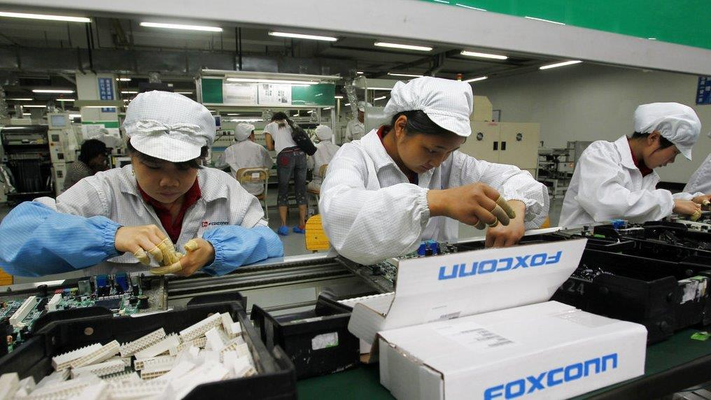 Apple supplier Foxconn will announce a new base in Wisconsin, sources tell FOX Business.