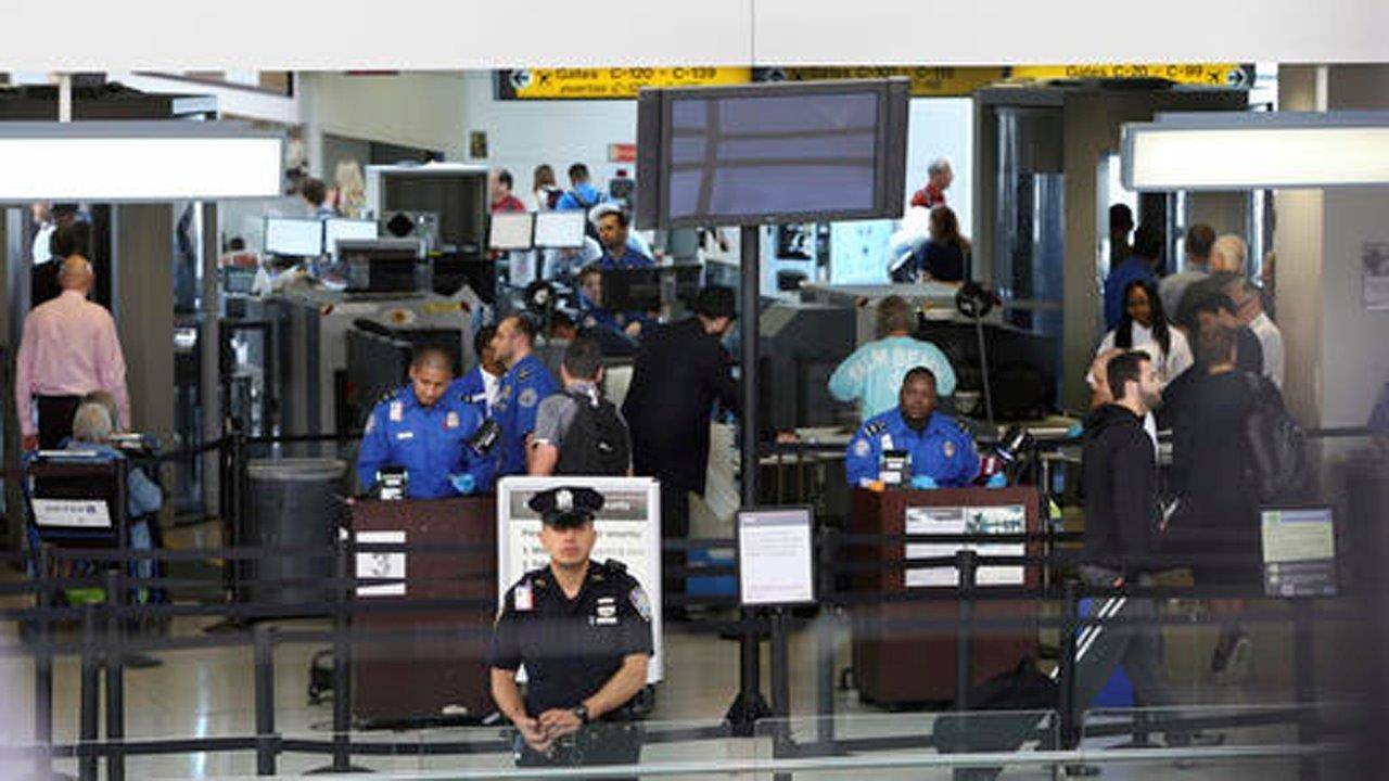 FBN's Tracee Carrasco on the TSA's new airport security rules.