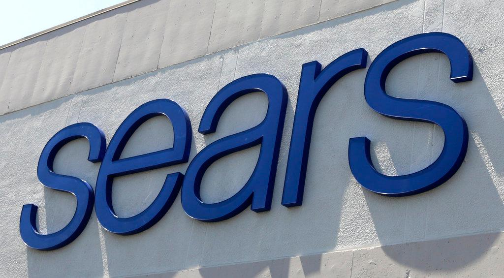 Sears stock rises as it launches its Kenmore products on Amazon.