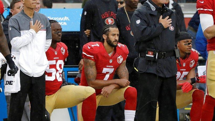 Brian Kilmeade of the Brian Kilmeade show discusses why the Dolphins hired Jay Cutler over Colin Kaepernick.