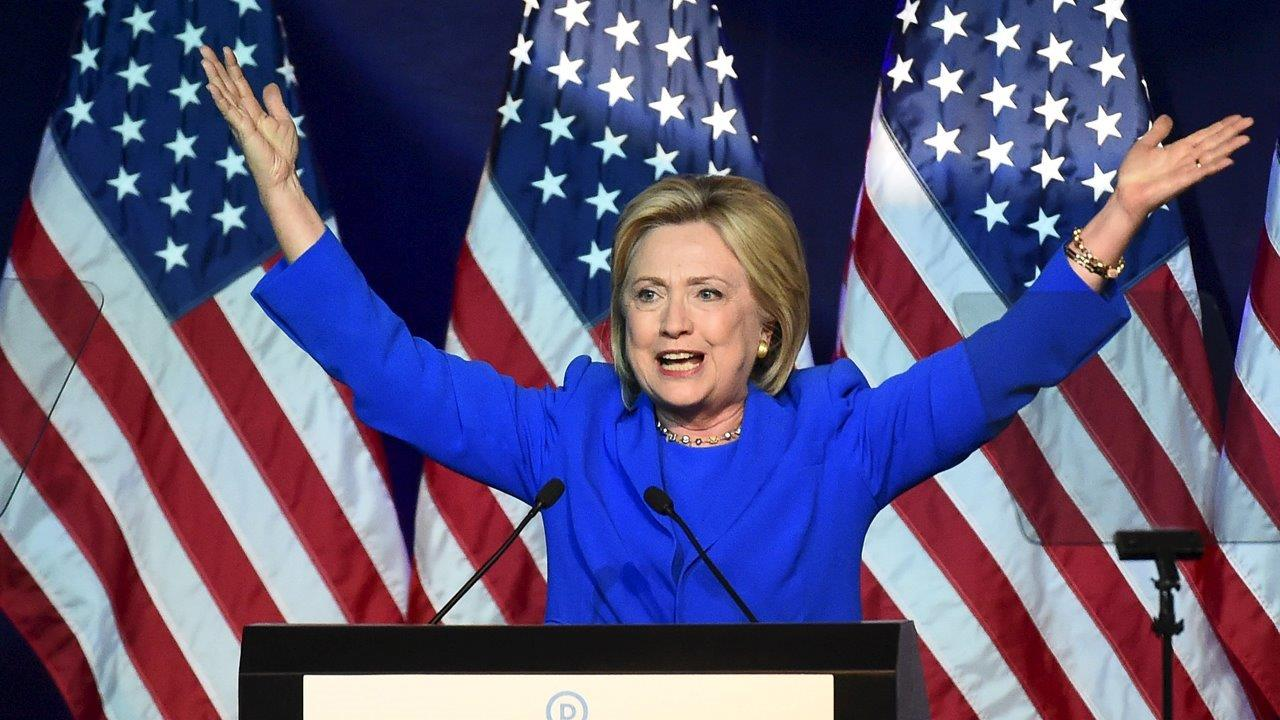 Zac Petkanas, former director of rapid response for Hillary Clinton, and Erin Elmore, former Trump surrogate, on Hillary Clinton's perspective on the 2016 presidential race in her new book, 'What Happened.'