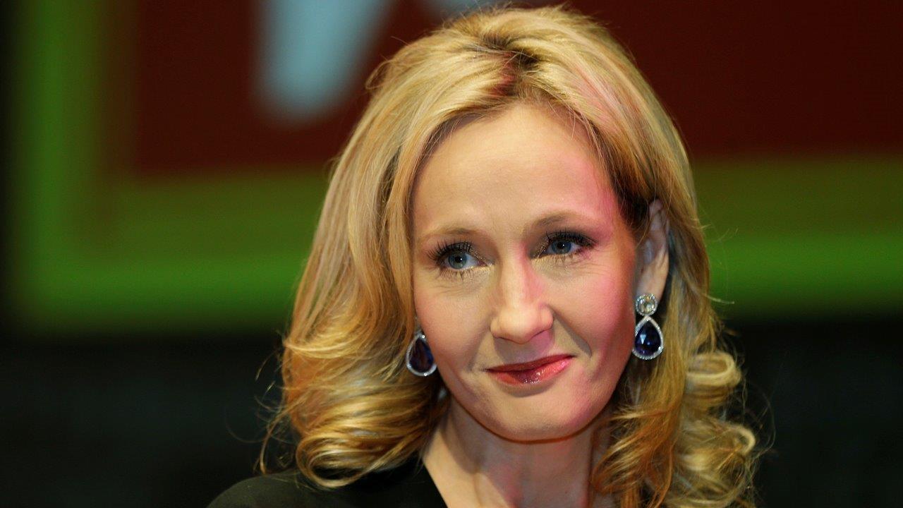 J.K. Rowling apology