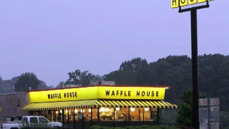 Waffle House's Director of External Affairs Pat Warner on the Waffle House indicator for national disasters.