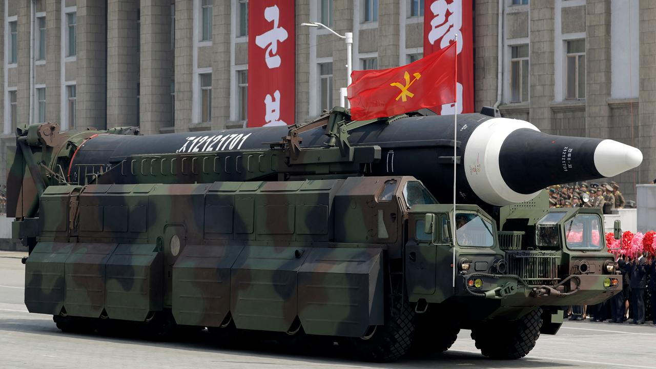 Lt. Gen. Thomas McInerney (Ret.) on reports that North Korea fired a missile over Japan.