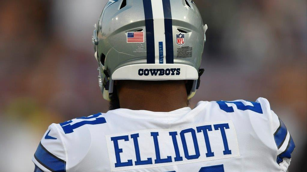 Dallas Cowboys running back Ezekiel Elliott has been suspended for 6 games following NFL personal conduct violations.