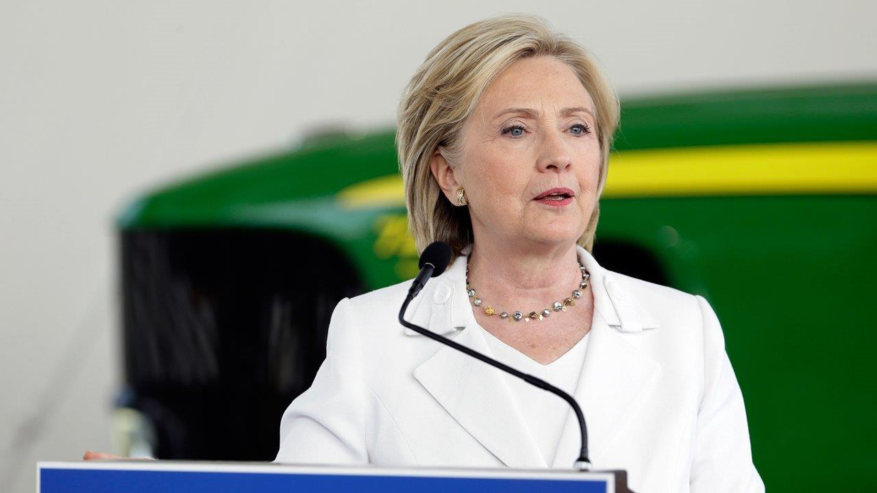 FBN's Stuart Varney on Hillary Clinton's new book on the 2016 presidential race.