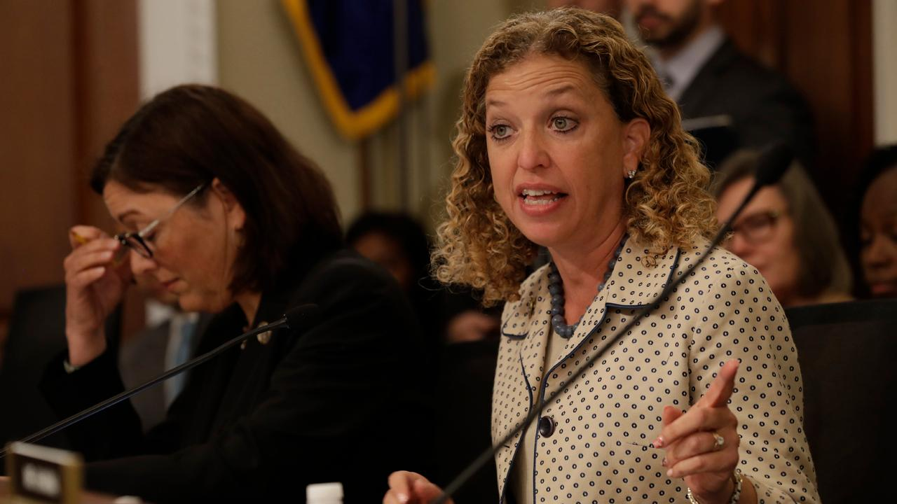 Wasserman Schultz's former IT worker and wife indicted on four charges
