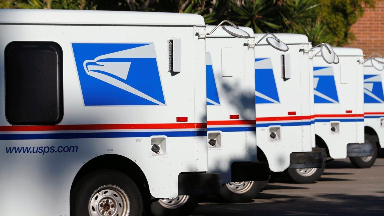 FBN's Tracee Carrasco on the U.S. Postal Service's efforts to boost revenue.