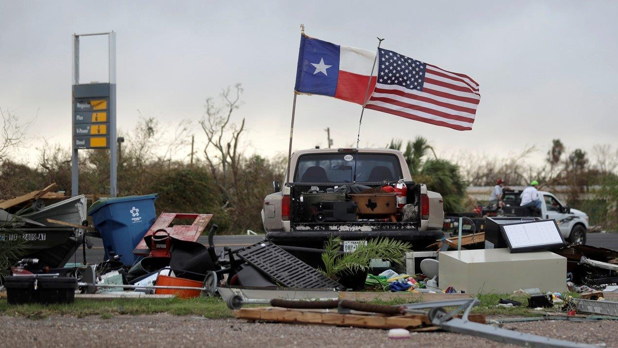 'The Dana Show' host Dana Loesch on Americans coming together to help the victims of Hurricane Harvey in southern Texas.
