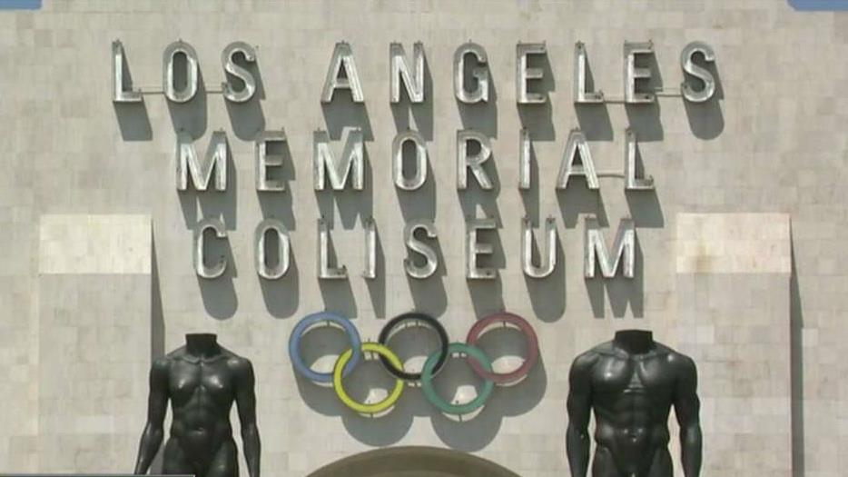 Fox 24/7 sports reporter Jared Max on the deal for Los Angeles to host the Summer Olympics in 2028.