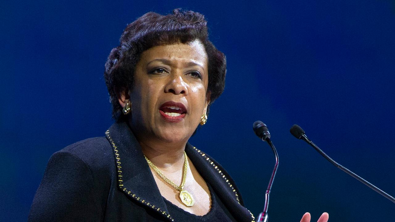 Jordan Sekulow, executive director for the American Center for Law and Justice, discusses how Loretta Lynch's email account was revealed.