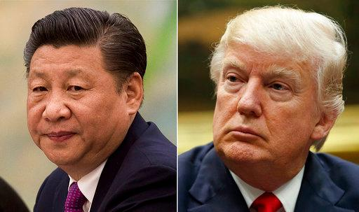 Author of 'Nuclear Showdown' Gordon Chang and former CIA analyst Sue Mi Terry on President Trump's trade actions against China.